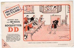 Mai16  74696  Buvard   Socquettes DD  L'intituteur - Kleding & Textiel