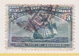 U.S. 232       (o)      COLUMBUS  SHIP - 1893 – Chicago (United States)