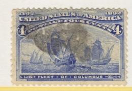 U.S. 233       (o)      COLUMBUS  SHIP - 1893 – Chicago (United States)