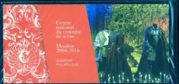 BLOC SOUVENIR 2016 NC / CENTRE NATIONAL DU COSTUME DE SCENE  / SOUS  BLISTER - Blocs Souvenir