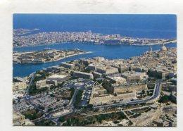 MALTA - AK 270756 Aerial View Showing Valletta (foreground) And Sliema In The Background - Malta