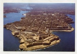 MALTA - AK 270757 Aerial View Of Valletta - Malta
