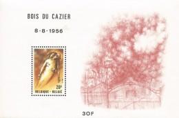 E)1981 BELGIUM, PIETA, BY BEN GENAUX, A457, MULTICOLORED, SOUVENIR SHEET, MNH - Belgium