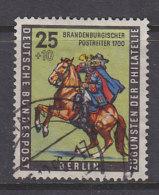 BERLIN 158, Gestempelt, Tag Der Briefmarke 1956 - Gebraucht