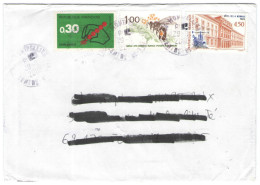 FRANCIA - France - 2008 - Code Postal + Abeille, Apis Mellifica + Hotel De La Monnaie - Viaggiata Da Montpellier Per ... - Francia