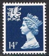 Wales SG W40 1988 14p Unmounted Mint - Regionale Postdiensten