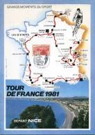 """Document """"Grands Moments Du Sport - TOUR DE FRANCE 1981"""" - Cyclisme"""