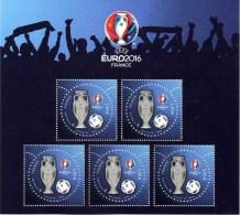 BF 3D UEFA EURO 2016 (Hors Abonnement - 35000 Exemplaires) - Neufs