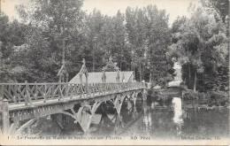 DEPT 91 - La Passerelle Du Moulin De SENLIS Vue Sur L'Yerres - VANH - - Montgeron