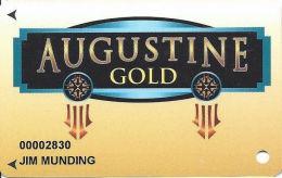 Augustine Casino Coachella CA Slot Card - ACC Over Mag Stripe - Casino Cards
