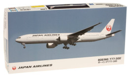 Boeing 777-300 Japan Airlines 1/200 (  Hasegawa ) - Airplanes