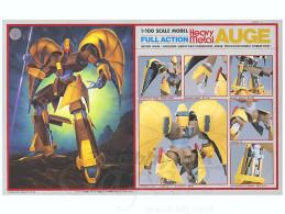 Heavy Metal AUGE 1/100  ( Bandai ) - SF & Robots