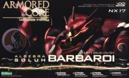 Armored Core Variable Infinity Algebra Soluh Barbaroi 1/72 ( Kotobukiya ) - SF & Robots