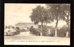 Laon  Caserne   De St Vincent - Casernes