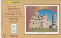 ITALIA 2002 - PATRIMONIO UNESCO - 1946-.. République