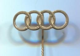 AUDI - Car Auto Automotive, Vintage Pin, Badge - Audi