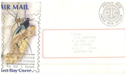 (200) Papua New Guinea Air Mail FDC - Papouasie-Nouvelle-Guinée