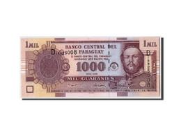 Paraguay, 1000 Guaranies, 2005, Non Daté, KM:222b, NEUF - Paraguay