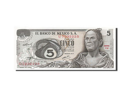 Mexique, 5 Pesos, 1969-1974, 1971-10-27, KM:62b, NEUF - Mexico