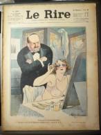 Le Rire  9 Juillet 1932 A.Guillaume / J.J.Rousseau - 1900 - 1949