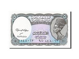 Égypte, 5 Piastres, 1997-1998, KM:185, Undated, SPL - Egipto