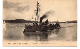"""Transport : Bateaux : Le Contre-tropilleur """" Casablanca  """" - Guerra"""