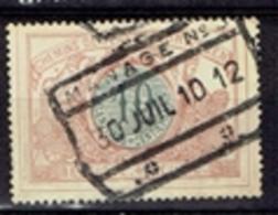Manage N°3  - 1912 - Chemins De Fer