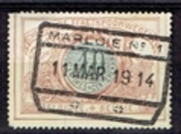 Marloie N°1  - 1914 - Chemins De Fer