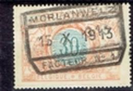 Morlanwelz Facteur N°2  - 1913 - 1895-1913