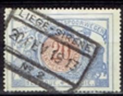 Liege-Sirène  - 1913 - Chemins De Fer