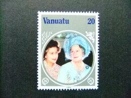 VANUATU 1985 85º ANNIVERSAIRE De La REINE-MÈRE ELIZABETH Yvert Nº 715 ** MNH - Vanuatu (1980-...)