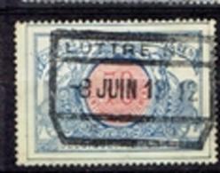 Luttre N°2  - 1912 - Chemins De Fer