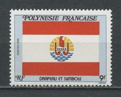 POLYNESIE 1985 N° 237 ** Neuf = MNH Superbe Drapeau De La Polynésie Flags - Unused Stamps