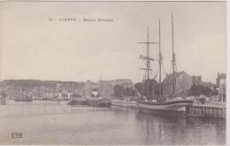 ((R3)SEINE MARITIME ,DIEPPE ,  Bassin Bérigny - Dieppe