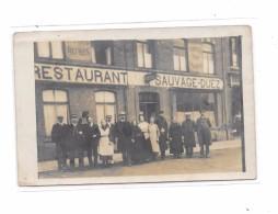 Carte Photo à Localiser : Restaurant SAUVAGE-DUEZ - Cartes Postales