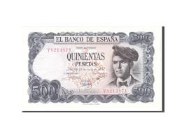 Espagne, 500 Pesetas, 1971, KM:153a, 1971-07-23, SPL - [ 3] 1936-1975 : Regency Of Franco