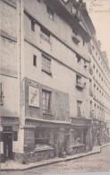 Vieux PARIS BC N° 178  3° Rue VOLTA La Plus Ancienne Maison De PARIS à Pans De BOIS En 1240  EPICERIE CLEMENT - Distretto: 03