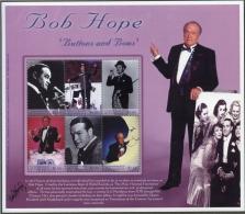 Dominica, 2000, Entertainment, Bob Hope, MNH Sheet, Michel 2956-2961 - Dominique (1978-...)