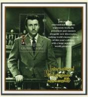 Ghana, 2000, International Film Festival, Movie, MNH Sheet, Michel Block 396 - Ghana (1957-...)