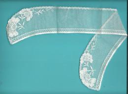 Col En Dentelle Pour Loisirs Créatifs - VINTAGE - NEUF - Laces & Cloth