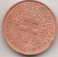 1943   1 FC MADAGASCAR - Frankreich