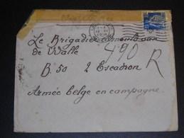 Lettre De Lausanne Gare (11) Pour L Armée Belge En Campagne De 1916 Voir Cachet - Guerre 14-18