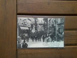 CPA ISLE ADAM .   PARMAIN.   2 JUILLET 1911. - L'Isle Adam