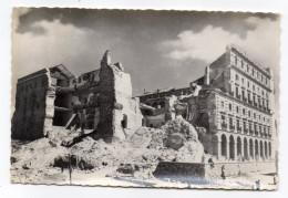 Espagne--TOLEDO--L'Alcazar Après Le Siège (bombardements),cpsm 15 X 10 N° 2 éd E.F.I  Madrid - Toledo