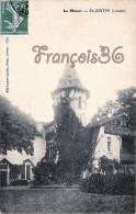 (40) Saint St Justin - Le Manoir - 2 SCANS - France