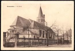 """"""" Zeveneeken - Zijkant Der Kerk """" - Lochristi"""