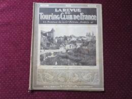 La Revue Du Touring Club De France - Géographie