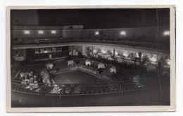 Espagne-MADRID--1954--SAVOY HOTEL--Détail De La Terrasse (petite Animation,vue De Nuit),cpsm 14 X 9 N°vi éd E.Fuertes - Madrid