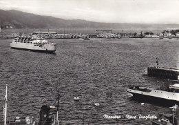 "Italie - Messina Messine - Bateau Bac Navette Port Marine - Nave Traghetto ""Reggio"" - Italië"