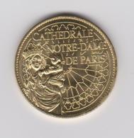 Coin France - Token Cathedral Notre Dame - Paris - Monnaie De Paris 2015 - 2015